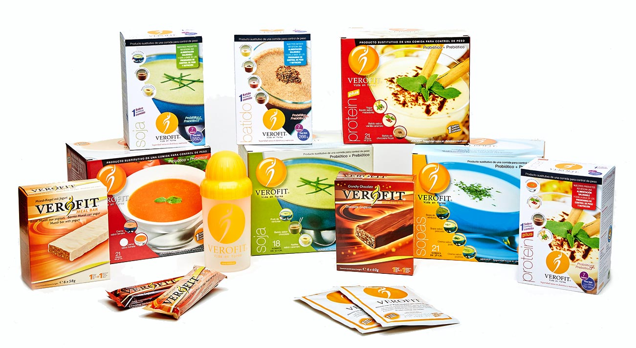 Control de peso y nutrición VEROFIT®