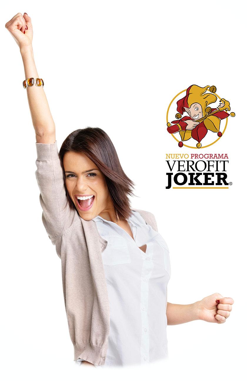 programa joker para reducción de peso