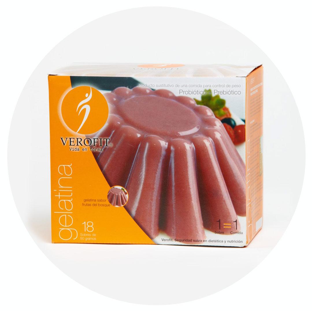Gelatina Sustitutiva VEROFIT®